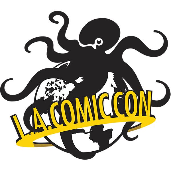 Geekfest L.A. Comic Con 2019 logo